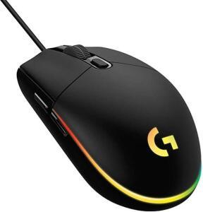 Logitech G102 Mouse Óptico 8.000DPI | R$59