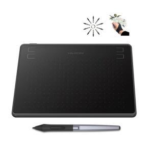 Mesa Digitalizadora Huion HS64 com caneta sem bateria para Android Windows macOS | R$151