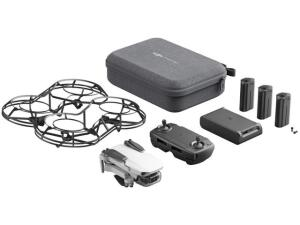 [Cliente ouro] Drone DJI Mavic Mini Fly More Combo com Câmera - 2.7K   R$3568