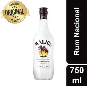 Rum Malibu 750ml | R$ 36