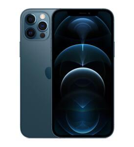 "iPhone 12 Pro Apple 256GB Azul-Pacífico Tela de 6,1"" R$7439"