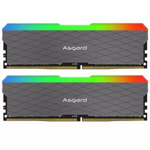 [Contas Novas] 16GB Memória RAM Asgard (2X8) 3200 MHz | R$445