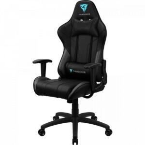 Cadeira Gamer EC3 Preta THUNDERX3 | R$1285