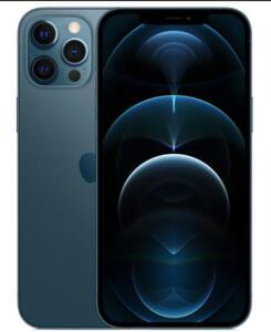 "[App] iPhone 12 Pro Max Apple 128GB Azul-Pacífico Tela de 6,7"" R$7.604"