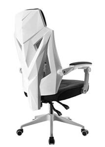 Cadeira Escritório Presidente Gamer Branca Zermatt Conforsit NEW 4912 | R$ 760
