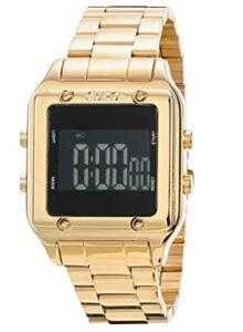 Relógio Euro Feminino Digital Dourado Eug2510aa/4p | R$171