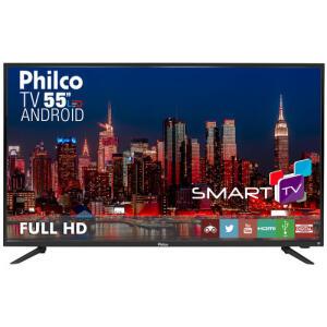 """[REEMBALADO] Smart TV Philco 55"""" Ph55a17dsgwa"""