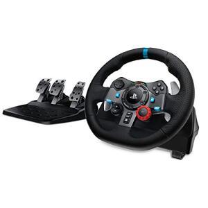 [Prime] Volante Logitech G29 Driving Force para PS5, PS4, PS3 e PC | R$1704