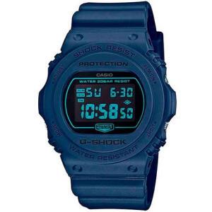 [Ame] Relógio Casio G-shock Masculino Azul Dw-5700bbm-2dr   R$366