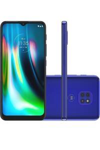 (APP) Smartphone Motorola G9 Play 64GB | R$989