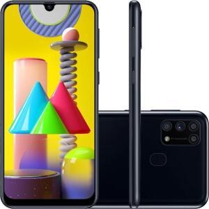 [App] Smartphone Samsung Galaxy M31 128GB 6GB RAM   R$ 1422