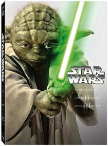Star Wars Trilogia [Dvd] | R$14