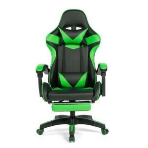 Cadeira Gamer Prizi Verde - PZ1006E | R$700