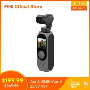Cãmera Fimi palm 2 cardan 4k   R$ 1140