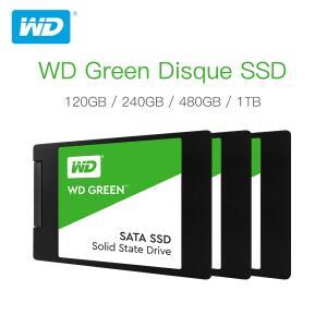 [Novos usuários] SSD Western Digital 120GB | R$135