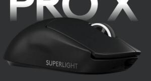 Mouse Gamer Sem Fio Logitech G Pro X Superlight| R$690