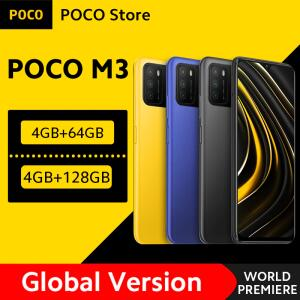Smartphone XIAOMI POCO M3 - 64GB R$782