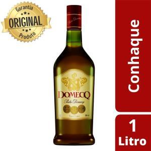 Conhaque Domecq 1L   R$25