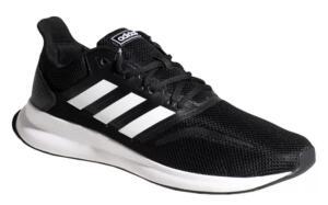 Tênis Adidas Falcon Masculino preto+branco (Nesse valor somente número 40)