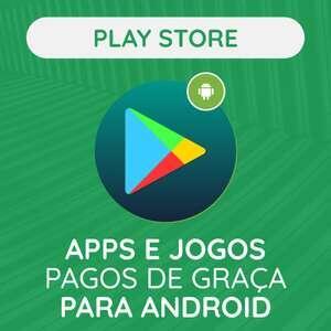 Play Store: Apps e Jogos pagos de graça para Android! (Atualizado 07/04/21)