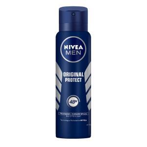 Desodorante NIVEA MEN Aerosol Protect 150ml | R$8