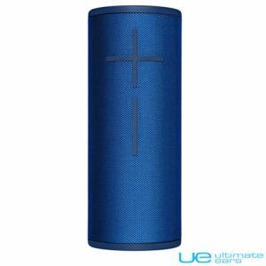 Caixa de Som Bluetooth Ultimate Ears 90 dBA Lagoon Blue - Boom 3 | R$ 599