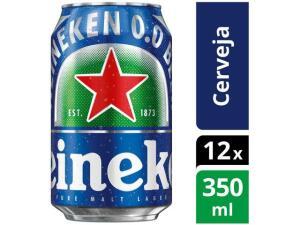 (Magalu) Cerveja Heineken 0% 48 x 350 ml R$147