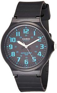 Relógio Masculino Casio Analógico Mw2402Bvdf - Preto R$99