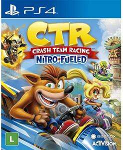 Crash™ Team Racing Nitro-Fueled   PS4   R$72