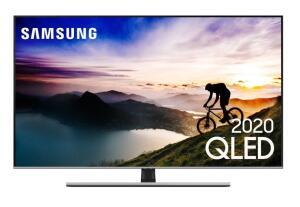 [Reembalado] Smart TV 55'' Samsung QLED 4K 55Q70T   R$3220