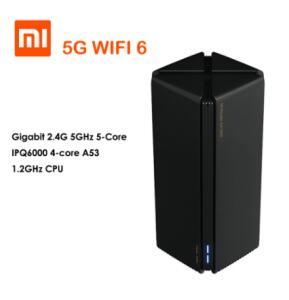 [Novos Usuários ] Xiaomi Roteador Mi Router AX1800 Wifi 6 | R$292