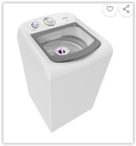 [Reembalado] Lavadora de Roupas Consul 9Kg CWB09 Branca - 220V | R$ 845