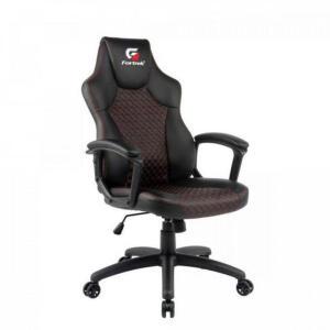 [APP] Cadeira Gamer Holt Fortrek preta/vermelha | R$ 683