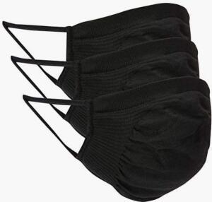 [PRIME] Kit com 3 Máscaras Microfibra Trifil, Único   R$27