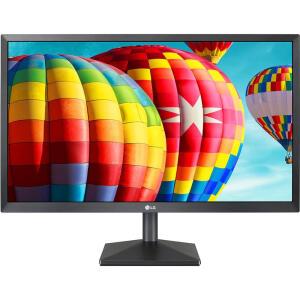 "Monitor LED 23,8"" LG 24MK430H 1920x1080 IPS Full HD Freesync | R$674"
