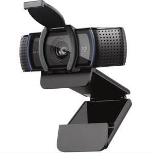 [REEMBALADO] Webcam Logitech C920s Pro Full HD 1080P | R$ 376
