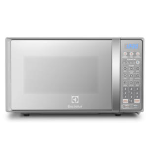 [AME R$ 490] Micro-ondas Electrolux 20 Litros Tira Odor Prata MT30S – 127 Volts | R$ 545