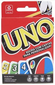 [PRIME] Jogo Uno - Copag | R$14