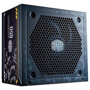 Fonte Cooler Master MasterWatt 650 TUF Gaming Edition, 650W, 80 Plus Bronze, Semi Modular   R$500
