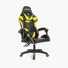 Cadeira Gamer Prizi Amarela | R$649
