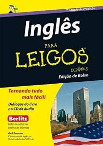 Livro - Inglês para leigos | R$ 27
