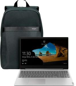 Lenovo s145 i5 8gb Gforce mx110 com 2gb + mochila targus 15'6 | R$3689