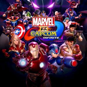 Ps4: Marvel vs. Capcom: Infinite - Standard Edition R$45