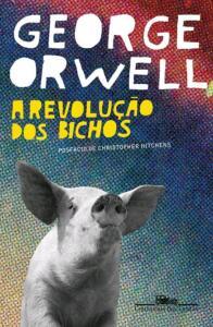[MAGALUPAY=R$8] Livro - A revolução dos bichos