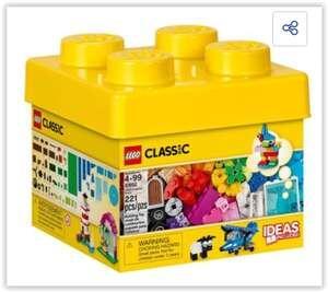LEGO Classic Peças Criativas - 221 Peças | R$ 85