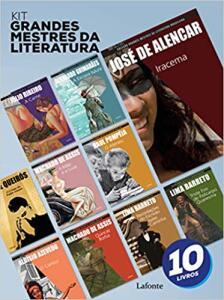 Kit Livros Grandes Mestres Da Literatura - 10 Livros (2º KIT) | R$ 72