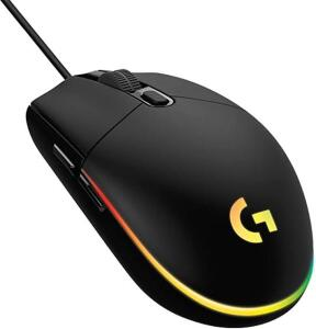 Mouse Gamer Logitech G203 RGB | R$ 119