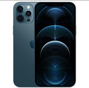 iPhone 12 Pro Max 128GB Azul-pacífico R$7365
