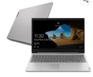 Notebook Lenovo AMD Ryzen 7-3700U 8GB 512GB SSD