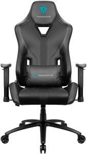 Cadeira Gamer YC3 Preta THUNDERX3   R$1.599